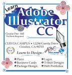 Click to register for Illustrator CC